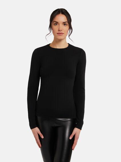 WOLFORD 57143 Velvet Sensation Pullover
