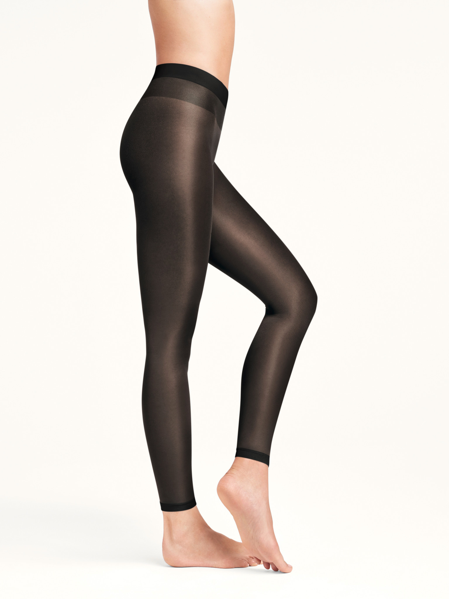 WOLFORD 14799 Satin Touch Leggings