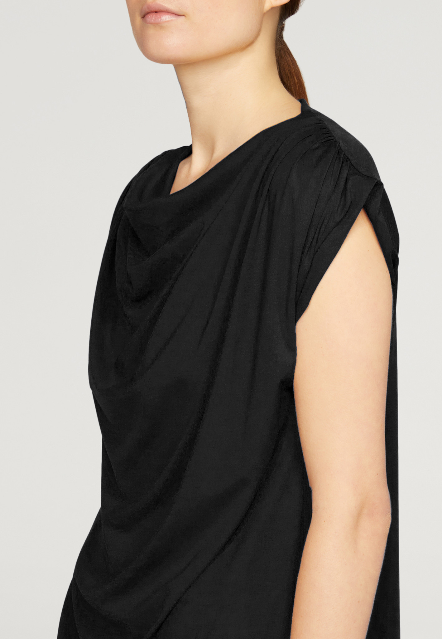 WOLFORD 52814 Moat Tunic