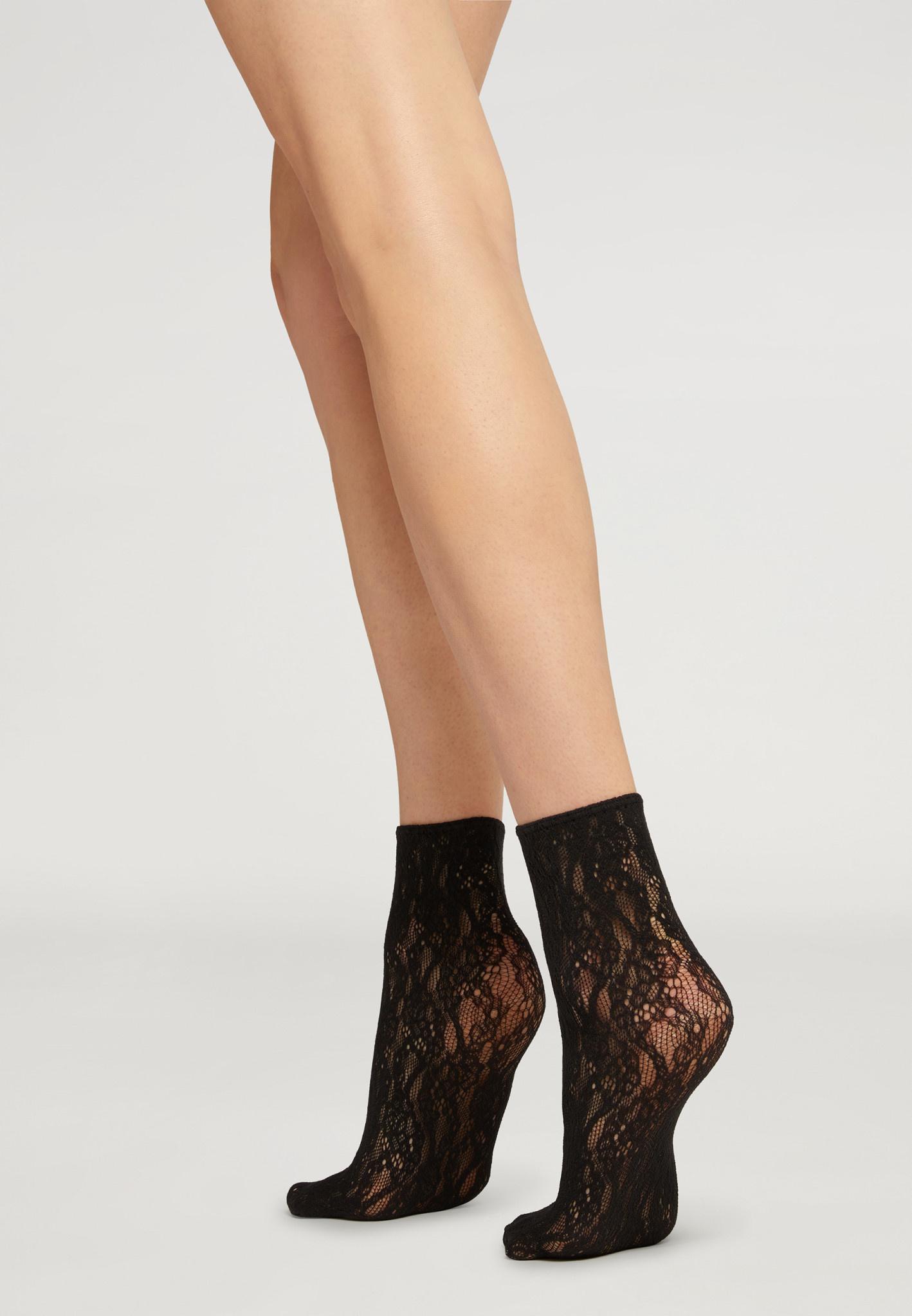 WOLFORD 41579 Ree Socks