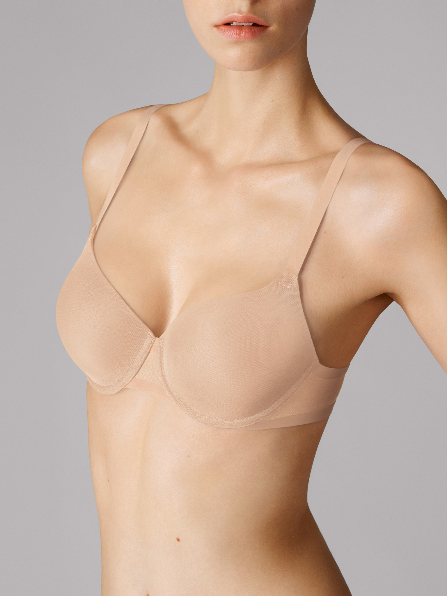 WOLFORD 69663 Tulle Cup Bra