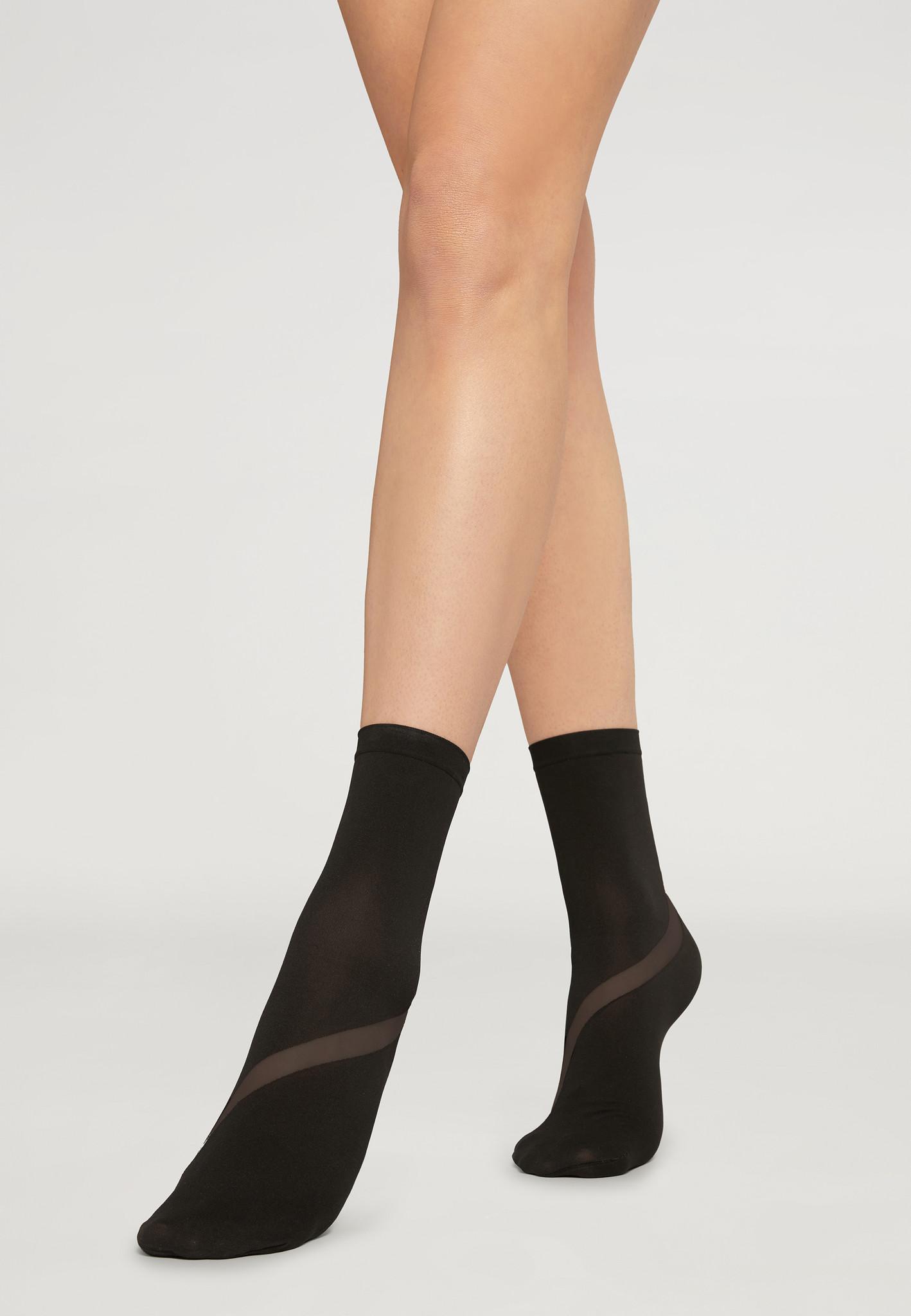 WOLFORD 48053 Leia Socks