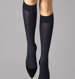 WOLFORD Cotton Knee-Highs