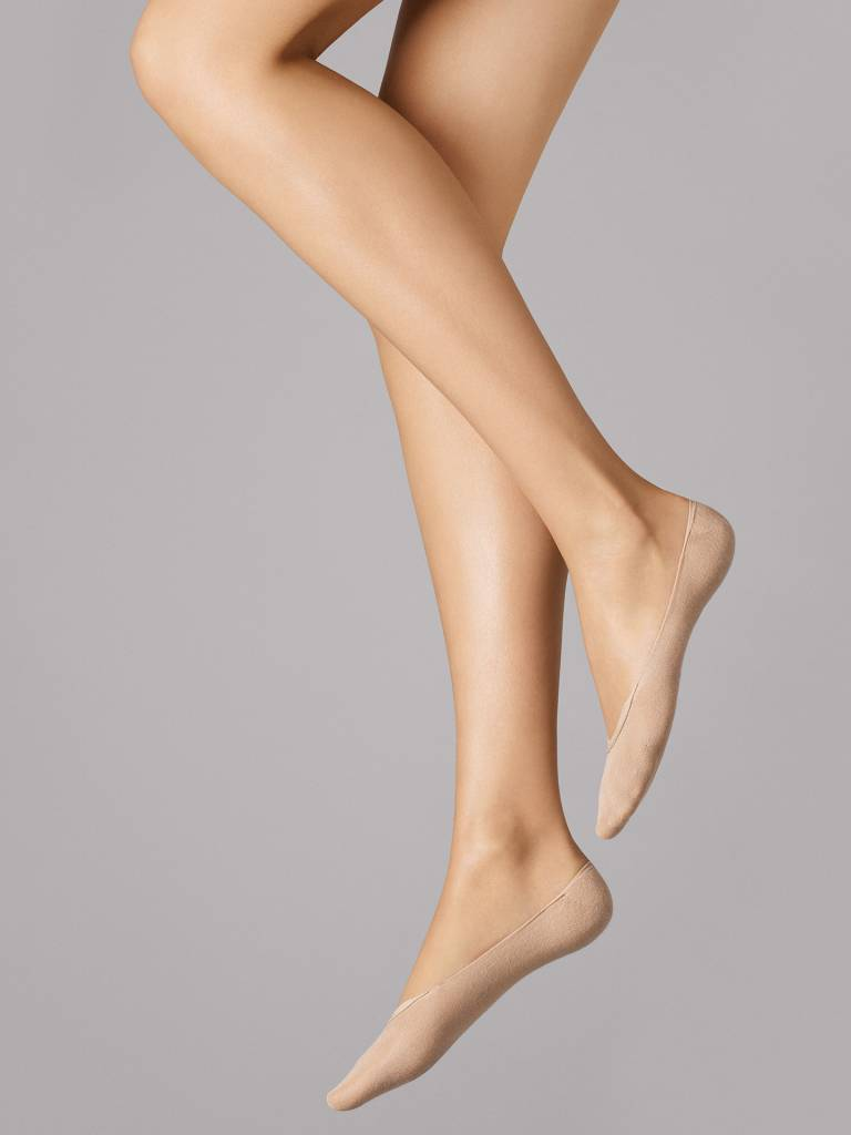 WOLFORD 41531 Cotton Footsies Socks