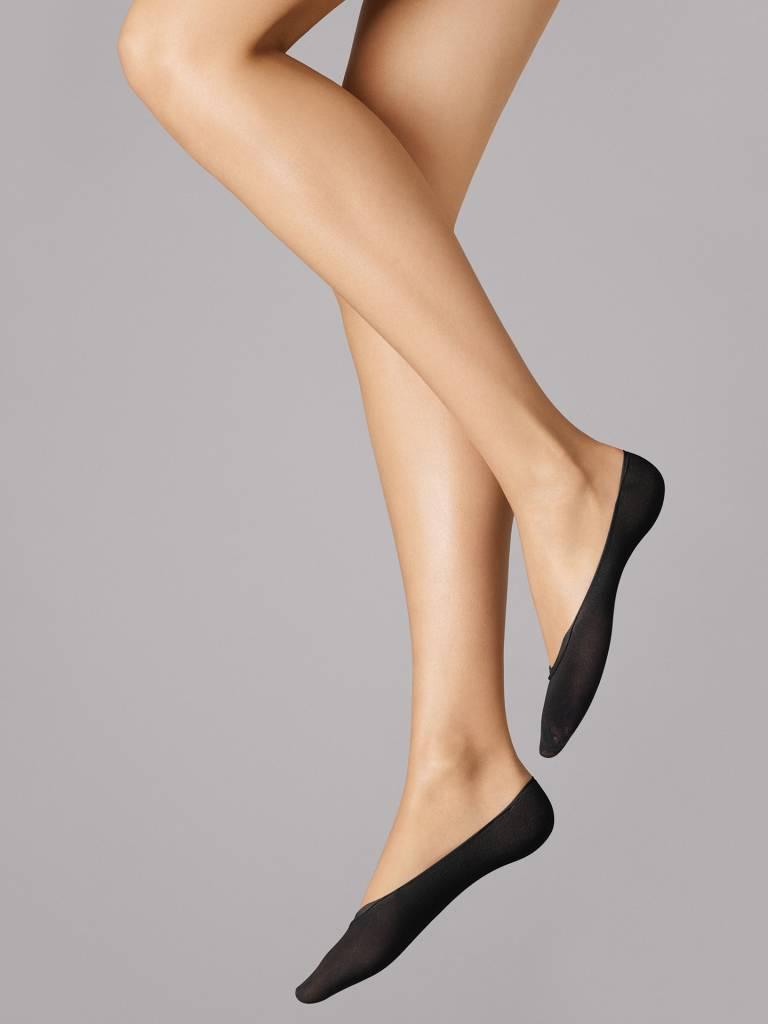 WOLFORD 41531 Cotton Footsies Socks