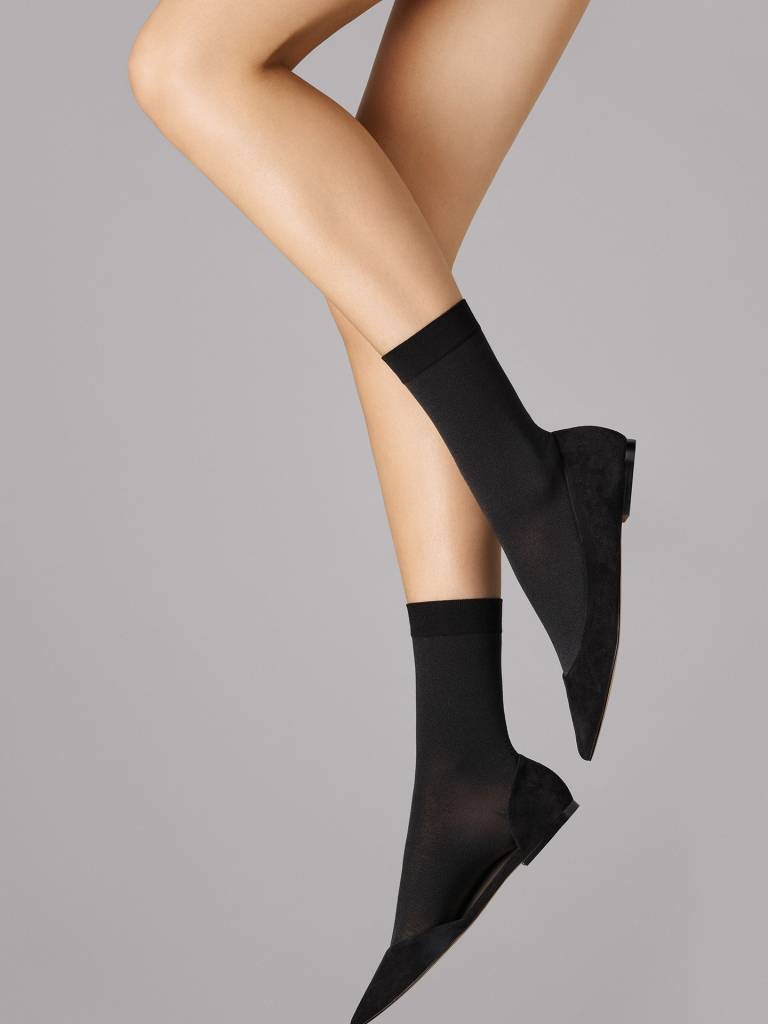WOLFORD 45019 Cotton Socks
