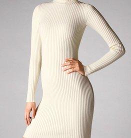 WOLFORD Merino Rib Dress