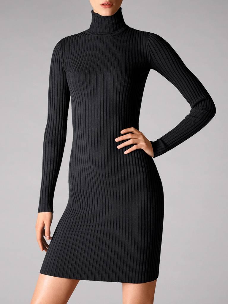 WOLFORD 51896 Merino Rib Dress