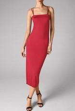 WOLFORD 56182 Shiny Viscose Dress