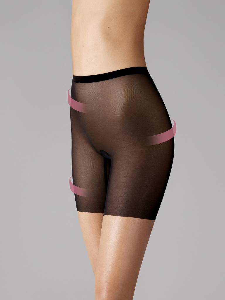 WOLFORD 69552 Tulle Control Shorts