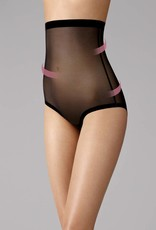 WOLFORD 69569 Tulle Control Panty High Waist