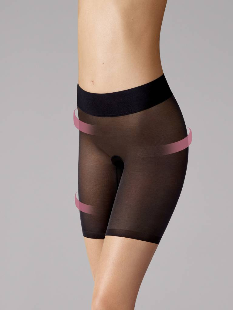 WOLFORD 69620 Sheer Touch Control Shorts