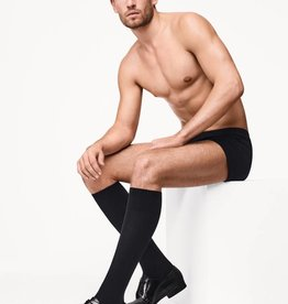WOLFORD Cotton Velvet Knee-Socks