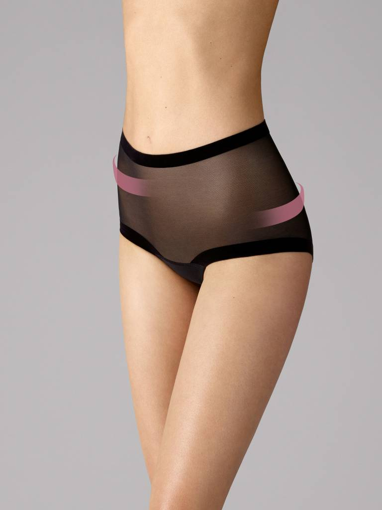 WOLFORD 69574 Tulle Control Panty