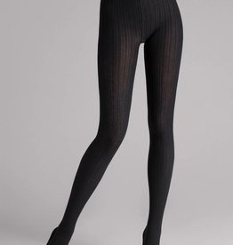 WOLFORD Fine Merino Rib Tights