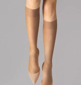 WOLFORD Sheer 15 Knee-Highs