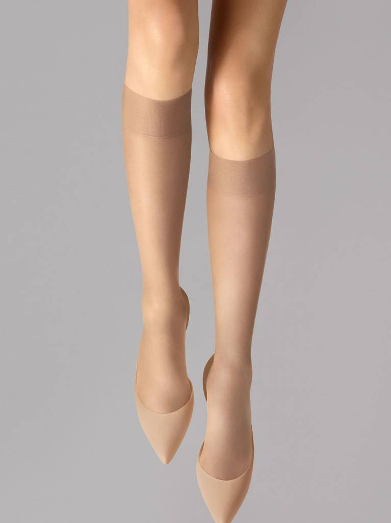 WOLFORD 31253 Sheer 15 Knee-Highs