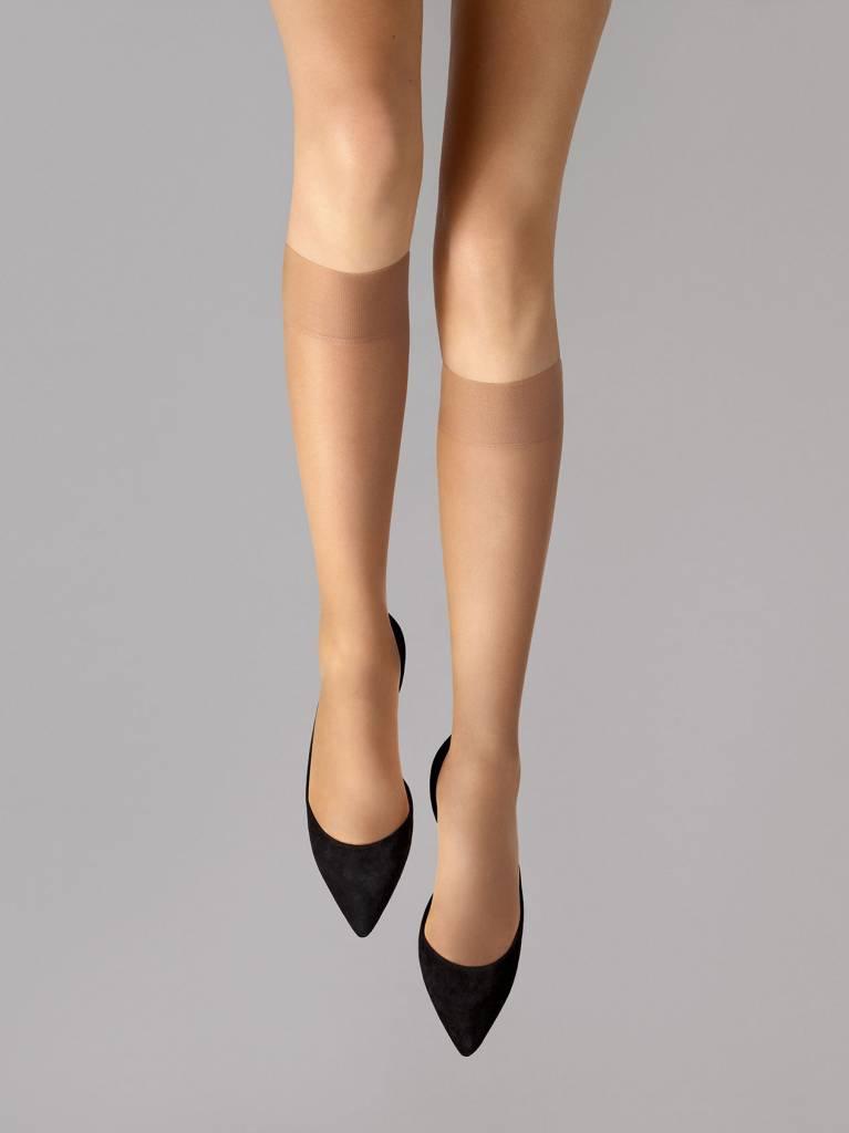 WOLFORD 31253 Sheer 15 Knee-Highs
