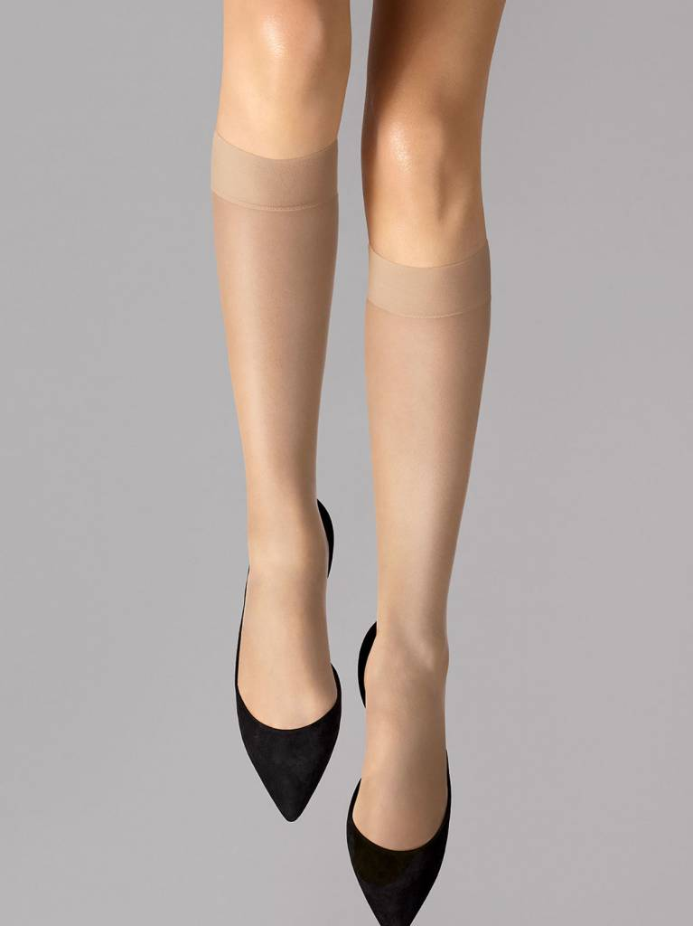 WOLFORD 30941 Luxe 9 Knee-Highs