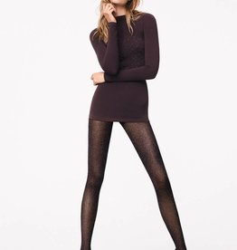 WOLFORD Lurex Net Tights