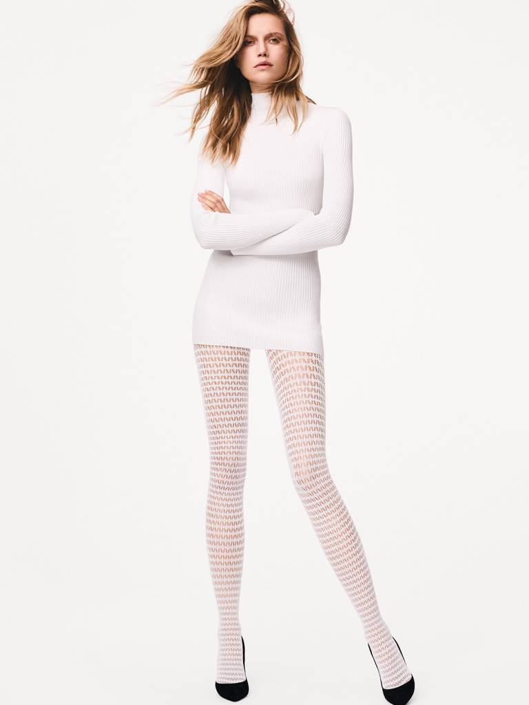 WOLFORD 19198 Mesh Tights