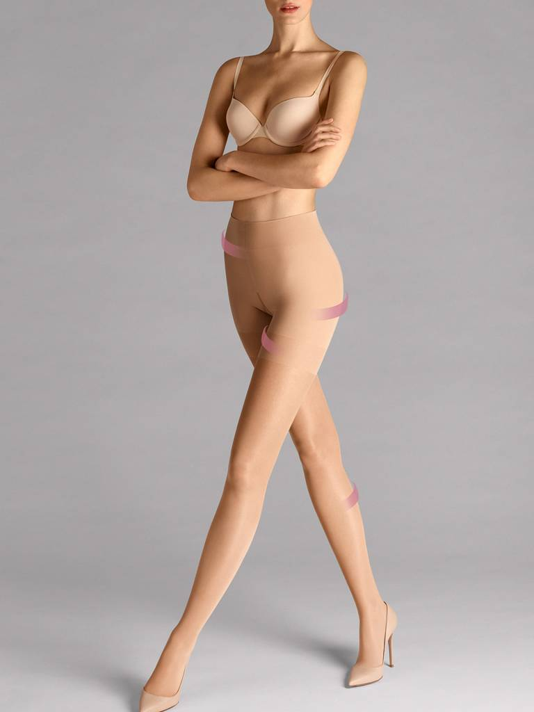 WOLFORD 14558 Pure 30 Complete Support Tights