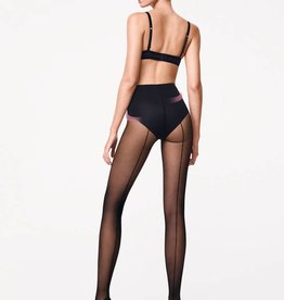 WOLFORD Individual 10 Control Top Back Seam