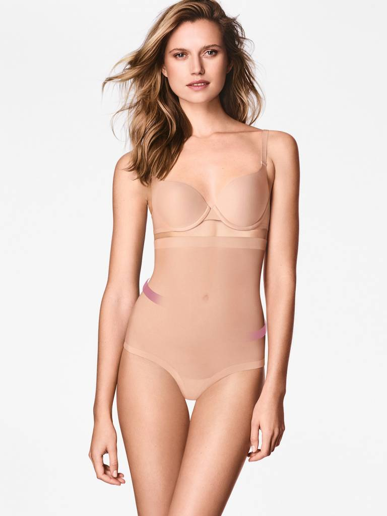 WOLFORD 69776 Tulle Control String High Waist