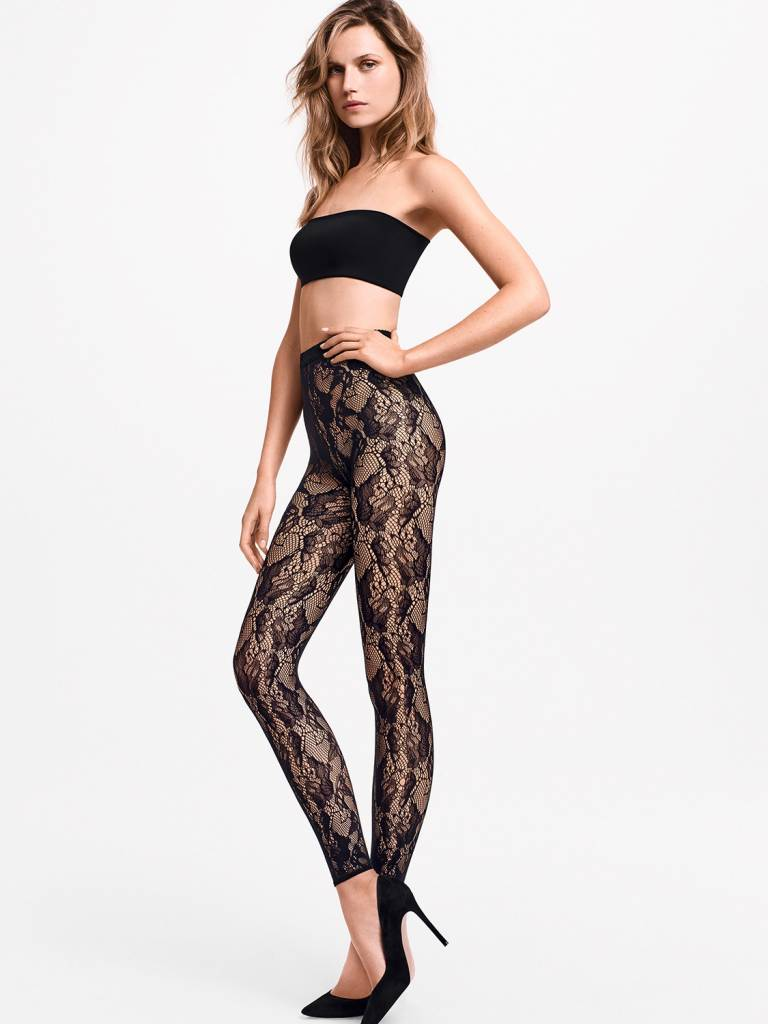 WOLFORD 19221 Louise Leggings