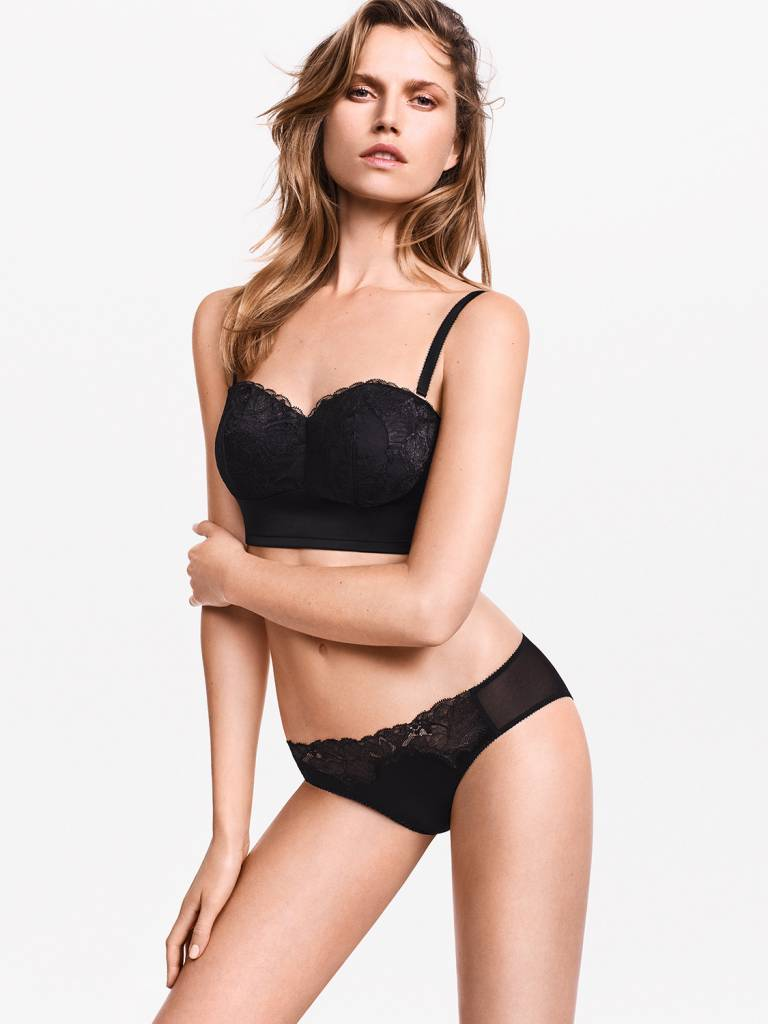 WOLFORD 69789 Eve Cup Bandeau Bra