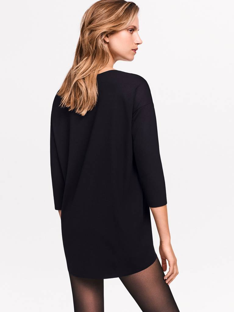 WOLFORD 52613 Pure Cut Pullover
