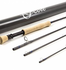 Scott Fly Rod Company Scott Meridian Fly Rod 906-4