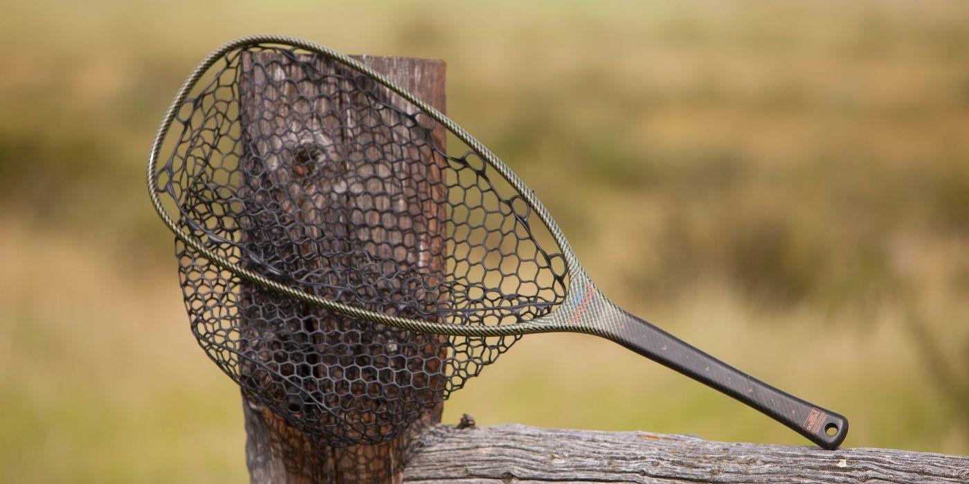Fishpond Nomad Emerger Net- River Armor