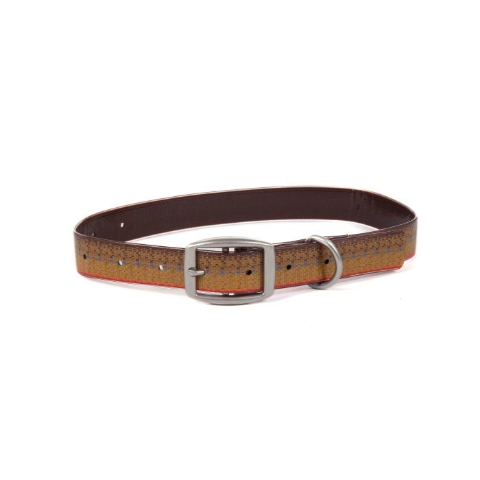 Fishpond Salty Dog Collar- Brown Trout