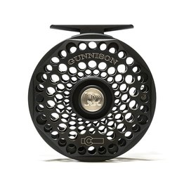 Ross Reels Gunnison 5/6 Reel Black