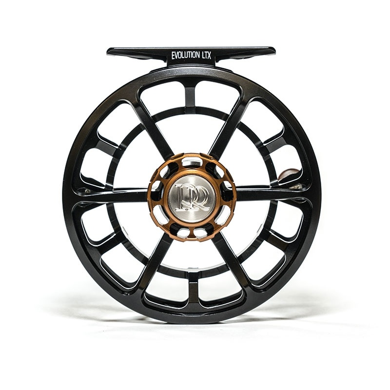 Ross Reels Evolution LTX 5/6 Reel Black