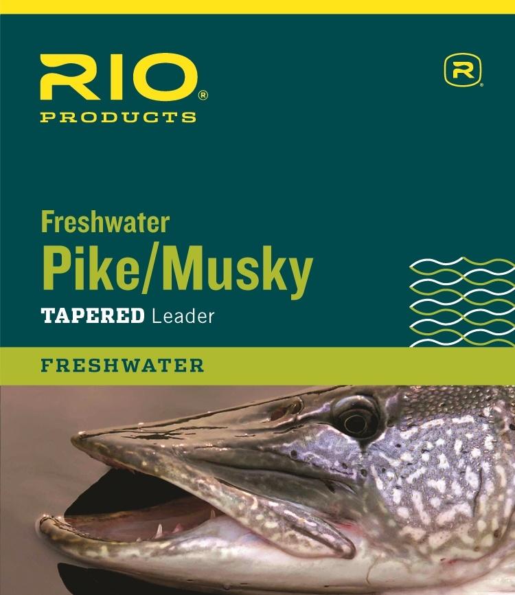 RIO Rio Pike/ Musky Leader