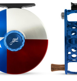 Abel Reels ABEL Super Series 5/6 Reel- Texas