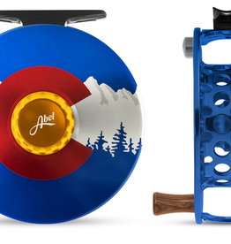 Abel Reels ABEL Super Series 5/6 Reel- Colorado