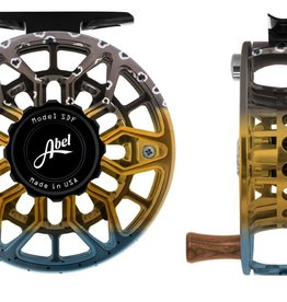 Abel Reels Abel SDF 5/6 Ported Brown Trout