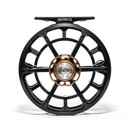 Ross Reels Evolution LTX 4/5 Reel Black