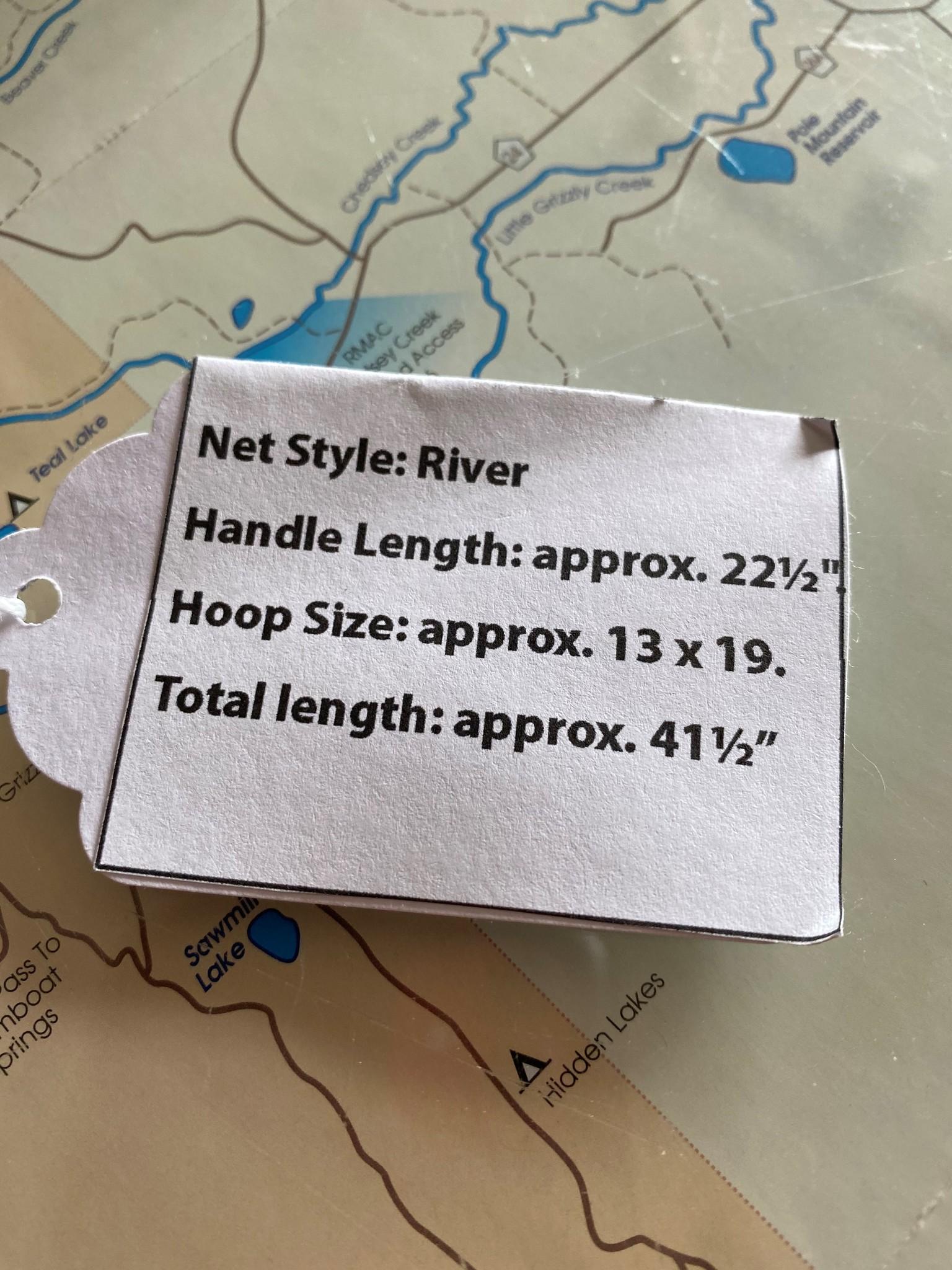 Stonelfly Nets Stonefly River 22