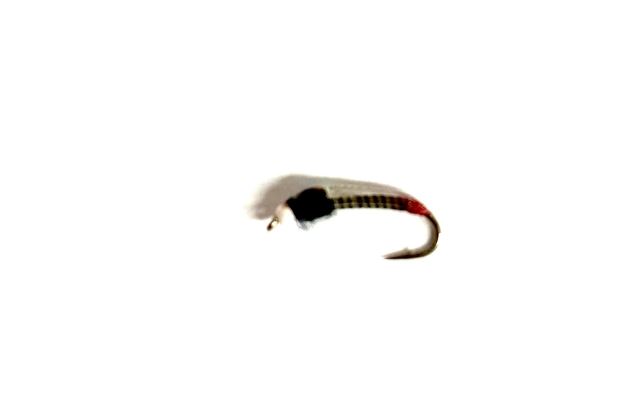 Umpqua Feather Merchants Jumbo JuJu Zebra Chironomid