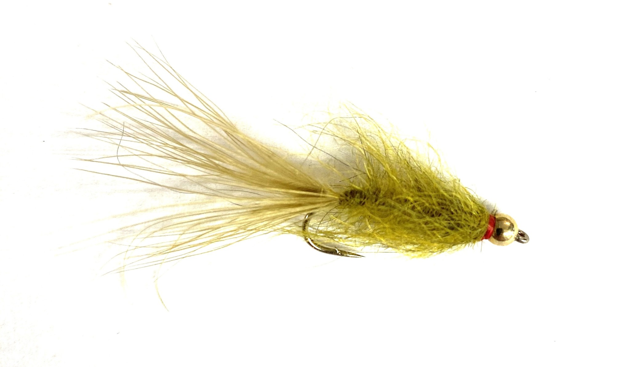 Solitude Fly Company Bead Head Hale Bopp Leech