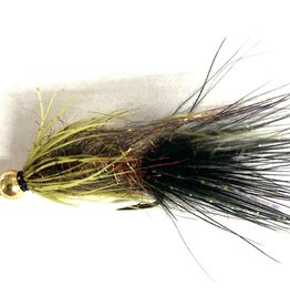 Solitude Fly Company Bead Head Mini Leech