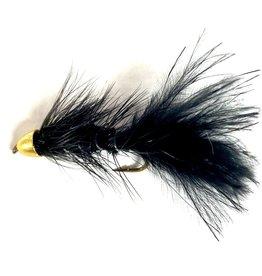 Solitude Fly Company Beldar Bugger Black