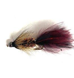 Solitude Fly Company Bead Head Pop's Bugger