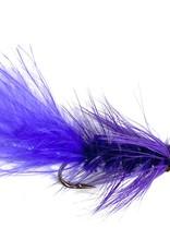 Solitude Fly Company Beldar Bugger Purple