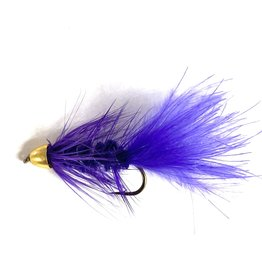 Solitude Fly Company Beldar Bugger Purple