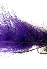 Montana Fly Company Galloup's Mini Dungeon Black/Purple